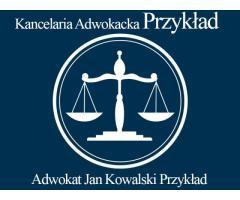 Adwokat / Radca prawny