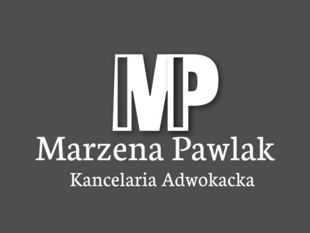 Kancelaria Adwokacka Adwokat Marzena Pawlak - 1/1