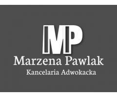 Kancelaria Adwokacka Adwokat Marzena Pawlak